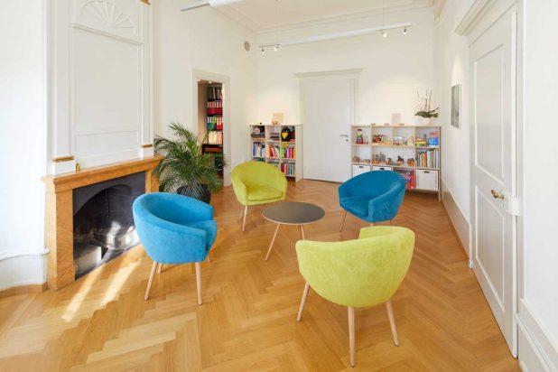 Praxiszimmer von Roland Blunier